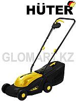Электрическая газонокосилка Huter ELM-1100