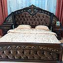 ШАХ спальный гарнитур, орех матовый, фото 2