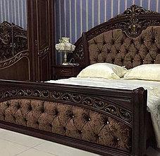 ШАХ спальный гарнитур, орех матовый