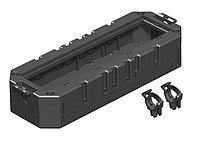 OBO Bettermann Монтажная коробка GB3 для установки в лючок для 4xModul45 (полиамид,черный), фото 1