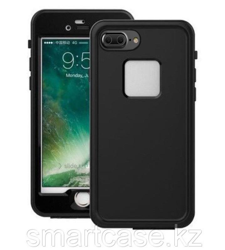 Водонепроницаемый чехол для iPhone 8 Plus (черный)