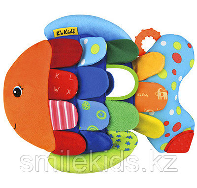 """Развивающая игрушка """"Рыбка- Флиппер"""""""