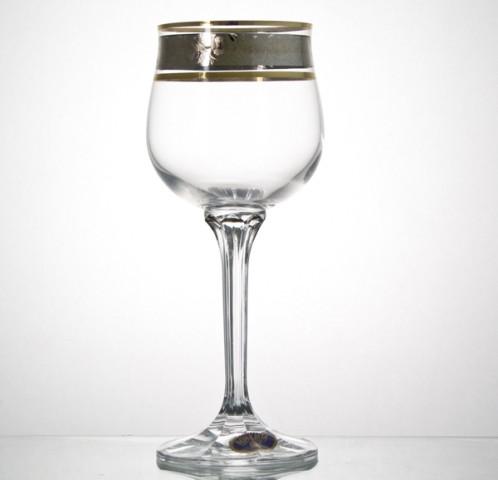 Фужеры Diana 230мл вино 6шт. 40157-43249-230. Алматы