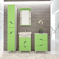 Комплект мебели для ванной комнаты Лотос. Широкая палитра цветов. Любая комплектация, фото 1