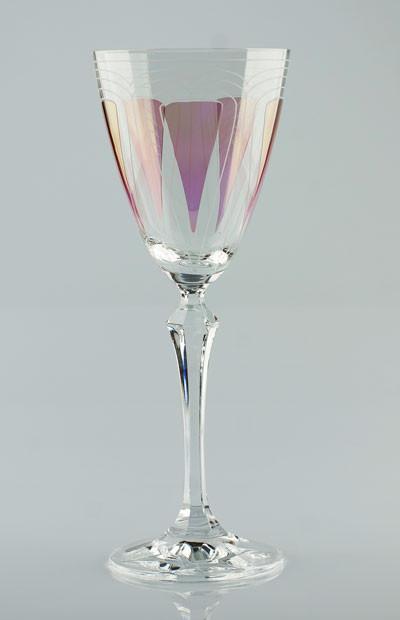 Фужеры Elisabeth вино 250мл. 6шт богемское стекло, Чехия 40760-K0232-250. Алматы