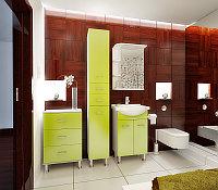 Комплект мебели для ванной комнаты Стиль. Широкая палитра цветов. Любая комплектация