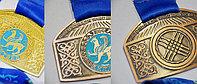 Медали разной формы