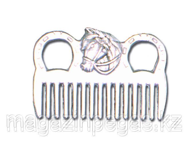 Гребешок Tattini алюминиевый