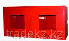 Щит пожарный ЩПЗ-О, закрытого типа, со стеклом, 1300*1000*300 мм.