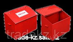 Ящик для песка 0,5 куб.м., сборный, 1255*700*850 мм.