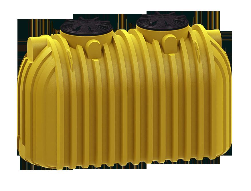 Жироуловители Grand GG, ёмкость для подземной установки 3000L