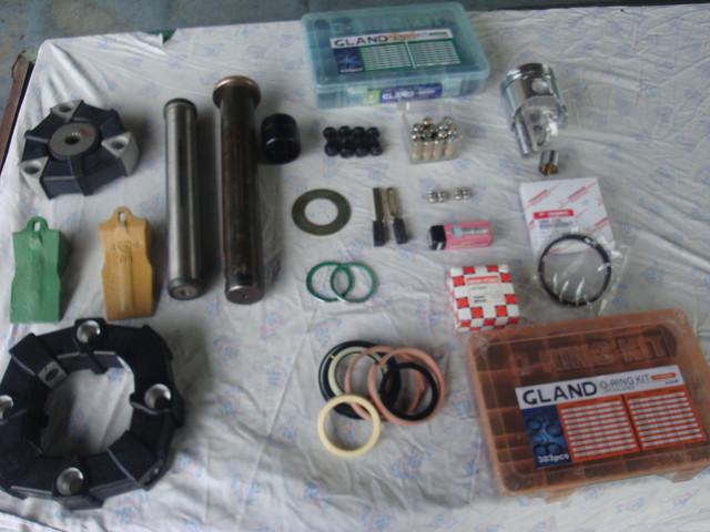 Запасные части для экскаваторов