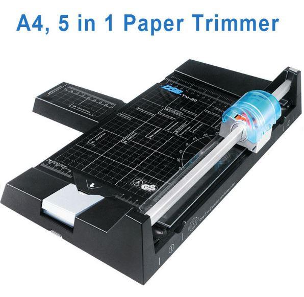 DBS tm-20 резак, триммер 5 в 1
