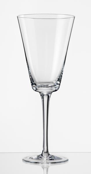 Фужеры Jive вино 240мл. 6шт. Богемское стекло, Чехия 40771-240. Алматы