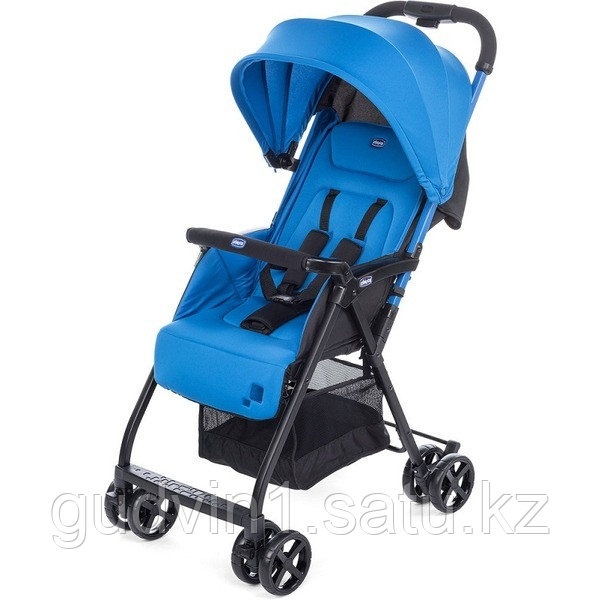 Chicco: Прогулочная коляска Ohlala 2 Power Blue 1081656
