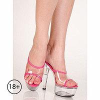 """Туфли """"Кейтлин"""", 39 размер, розовые"""