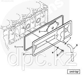 Прокладка крышки толкателей двигателя Cummins 4BT 3922078 3900544 3903837 3904056 3928831 3283767