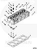 Тарелка (пружины клапана двигателя) Cummins ISBe220-285 ISF 3,8 3943198, фото 5