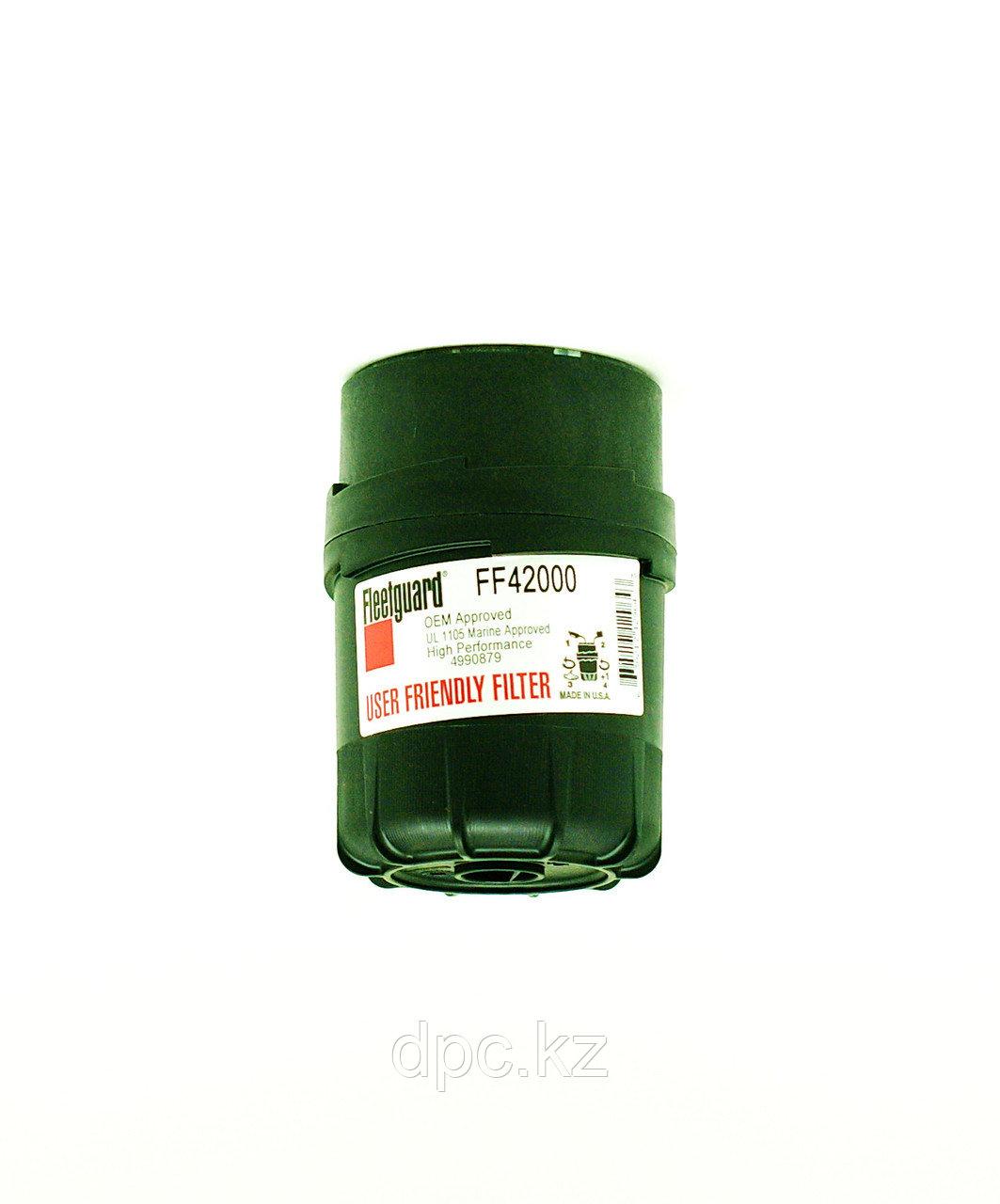 Топливный фильтр Fleetguard Cummins FF42000 4990879