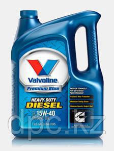 Масло для двигателя Cummins Valvoline Premium Blue 15W-40 5L
