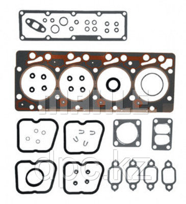 Верхний комплект прокладок MAHLE HS4961 для двигателя Cummins 4B-3.9 3804896 3802361 3802240 3802216