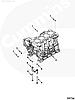 Блок цилиндров Cummins на двигатель ISF 2,8L 5261257, фото 5