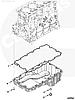 Кольцо уплотнительное пробки слива масла Cummins ISF 4995185, фото 2