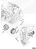 Болт крепления шкива насоса ГУР Cummins ISF 2.8 3093923, фото 4