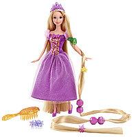 Кукла Рапунцель с длинными волосами и аксессуарами, фото 1