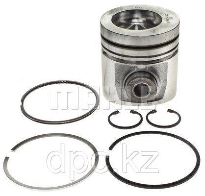 Поршень ремонтный 1mm в сборе с кольцами Clevite 225-3523.040 для двигателя Cummins 6B-5.9  3802104 3907158