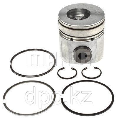 Поршень ремонтный 1mm в сборе с кольцами Clevite 225-3520.040 для двигателя Cummins 3802495 3922575