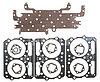 Ремкомплект прокладок двигателя MAHLE EK3523 для двигателя Cummins NT-855 3099083 3349820 3049408, фото 3