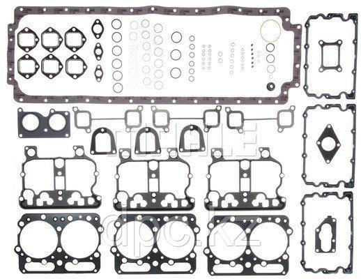 Ремкомплект прокладок двигателя MAHLE EK3539 для двигателя Cummins N14 3099083 3349820 3049408 4089370
