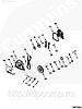 Прокладка картера распределительных шестерен Cummins ISF 2.8L 5263530 5254257, фото 2