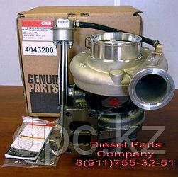Турбина (турбокомпрессор) Holset для двигателя Cummins  4955906 4043284 4043280 4033979