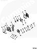 Вал промежуточный шестерни ГРМ Cummins ISF 2.8 5262661, фото 5