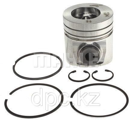 Поршень ремонтный 0,5mm в сборе с кольцами Mahle 225-3526.020 для двигателя Cummins 6B-5.9  3802062 3802022