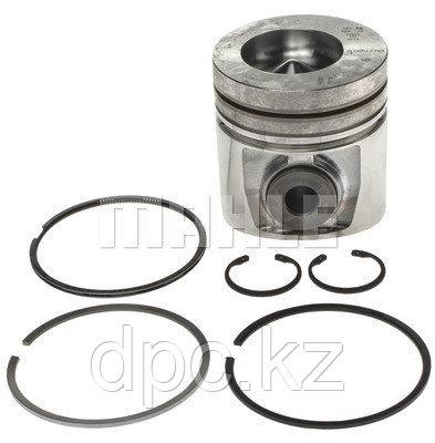 Поршень ремонтный 1mm в сборе с кольцами Mahle 225-3525.040 для двигателя Cummins 4B-3.9, 6B-5.9 3802134