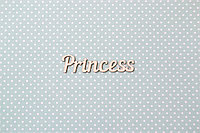 Чипборд Princess