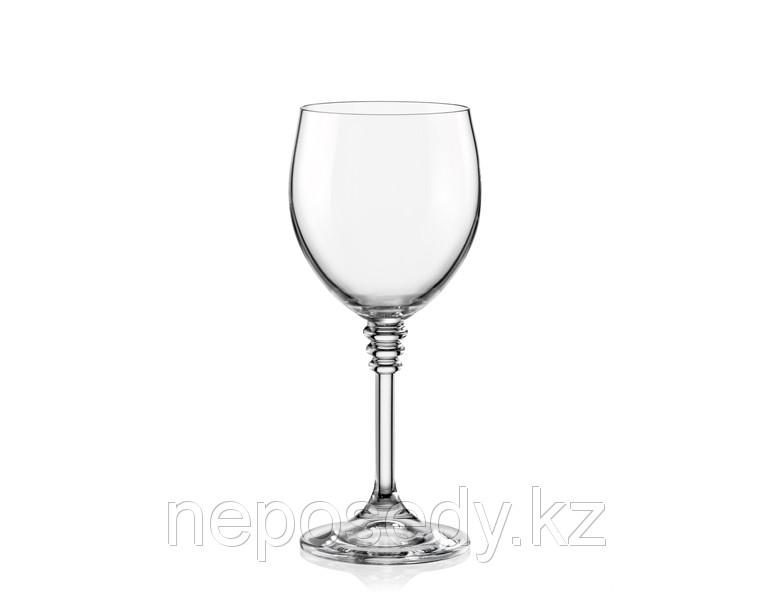 Фужеры Olivia 350мл вино 6шт. 40346--350. Алматы