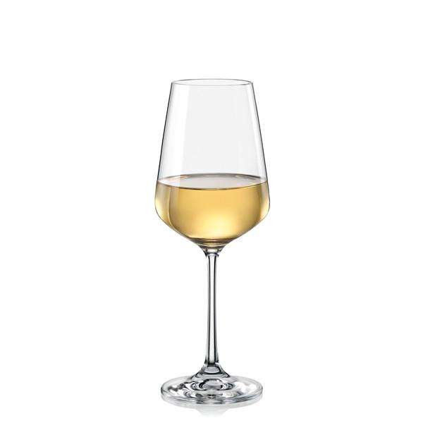 Фужеры Sandra вино 250мл. 6шт. (40728--250). Алматы