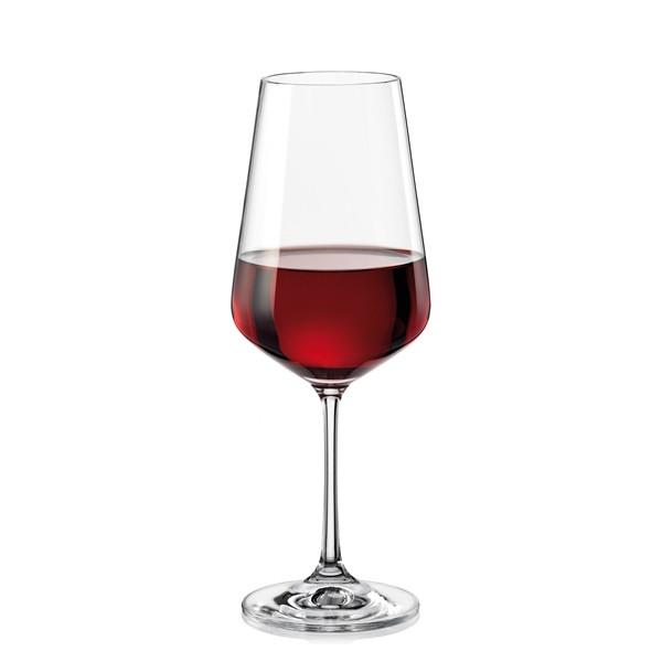 Фужеры Sandra вино 450мл. 6шт. (40728--450). Алматы