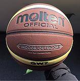 Баскетбольный мяч MOLTEN GW7, фото 2