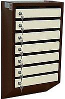 Многосекционные почтовые ящики 7-х секционный