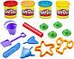 Мини-набор для лепки Play-Doh - Пляж, фото 4
