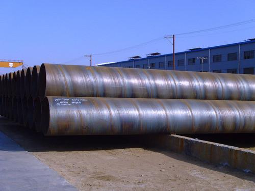 Труба спиральношовная д.820х12 мм ст.13Г1С