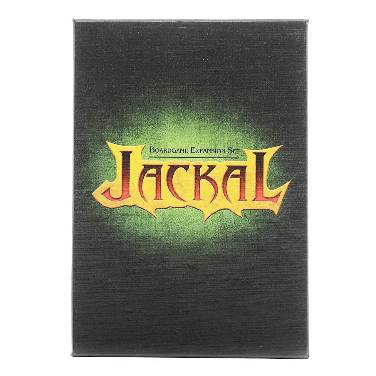 Настольная игра Шакал: дополнение