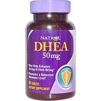 DHEA, 50 мг, 60 таблеток
