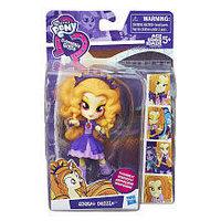 My Little Pony Май Литл Пони Equestria Girls мини-кукла Адажио даззл с микрофоном , фото 1