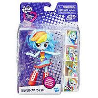 My Little Pony Май Литл Пони Equestria Girls мини-кукла Радуга, фото 1